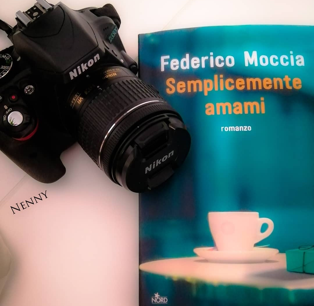 "Federico Moccia: ""Semplicemente amami"""