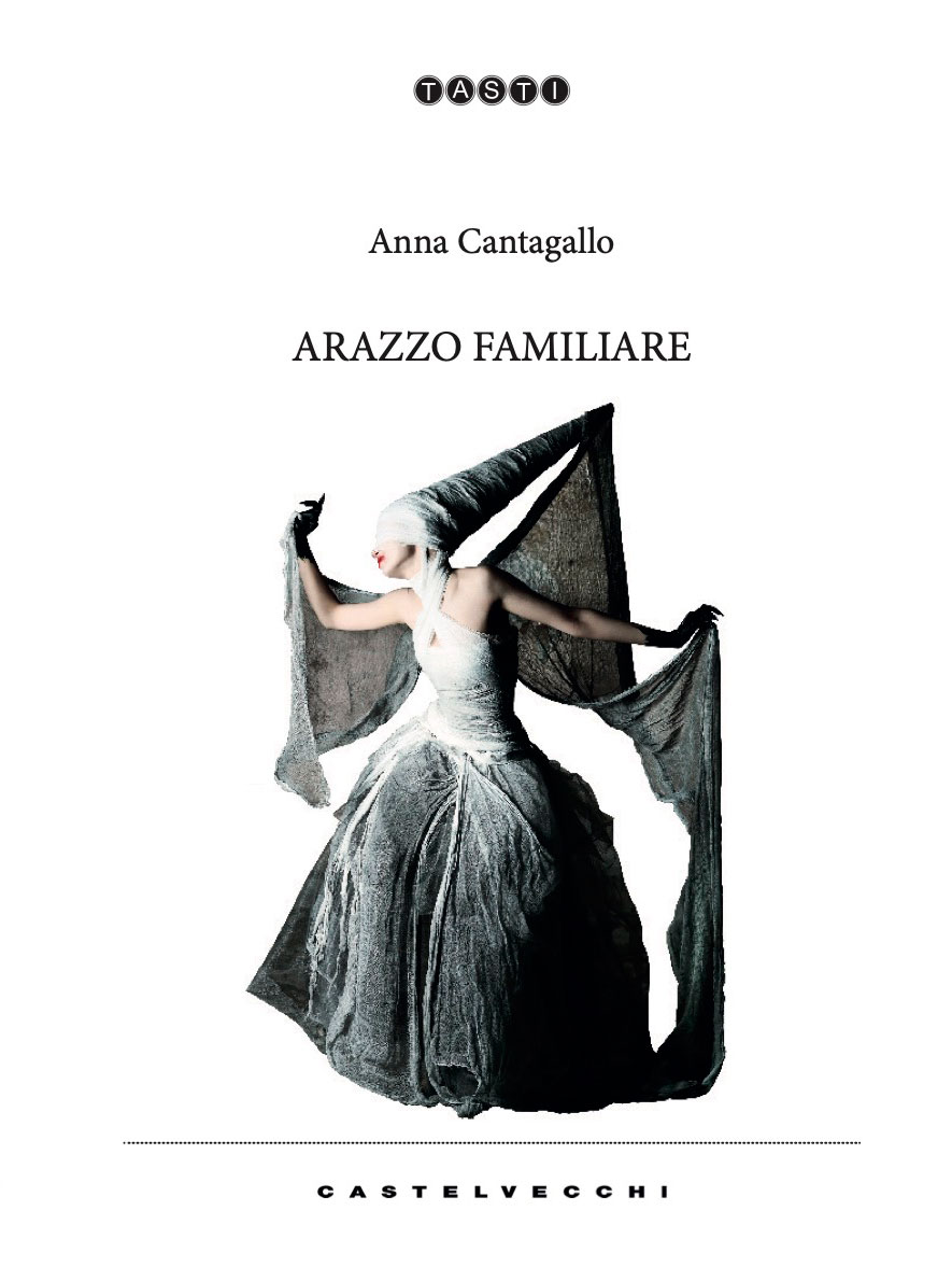 """""""Arazzo familiare: """"Il primo Romanzo di Anna Cantagallo"""""""