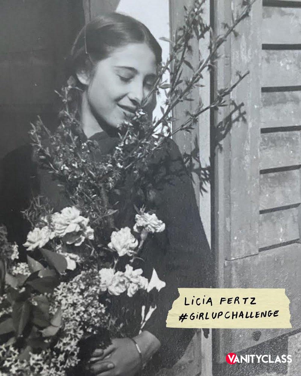 Licia Fertz: l'old influencer più famosa d'Italia con più di 117mila follower.