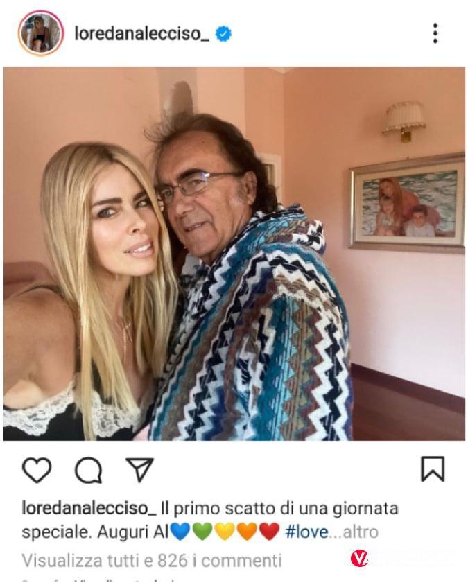 "Loredana Lecciso e Romina Power, è ancora ""guerra""?"