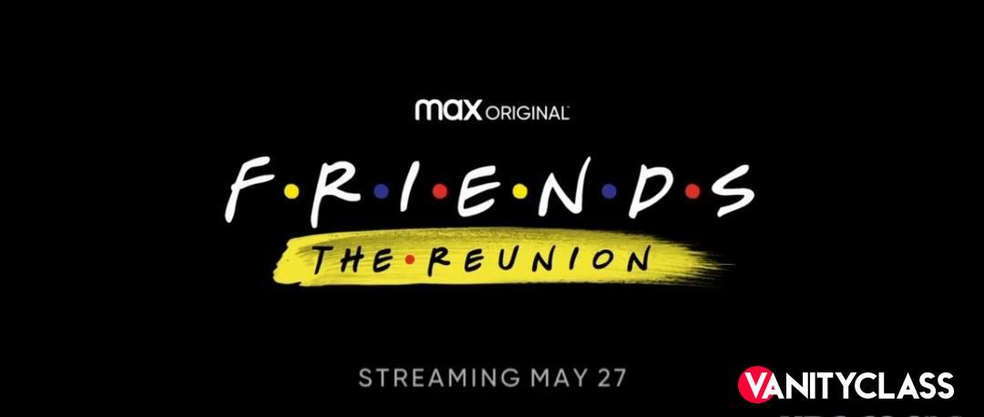 """Friends The Reunion: """"Al via il countdown""""."""