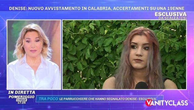 Intervista esclusiva a Denisa