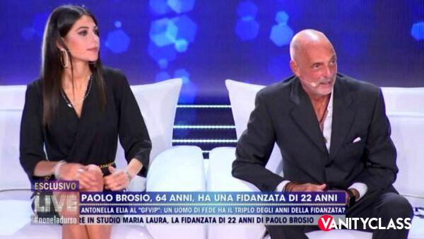 """Maria Laura De Vitis: """"Fabrizio Corona mi diceva di mettere in cattiva luce Paolo Brosio"""""""