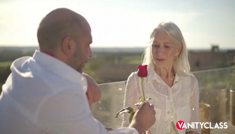 Checco Zalone e Helen Mirren insieme per il vaccino