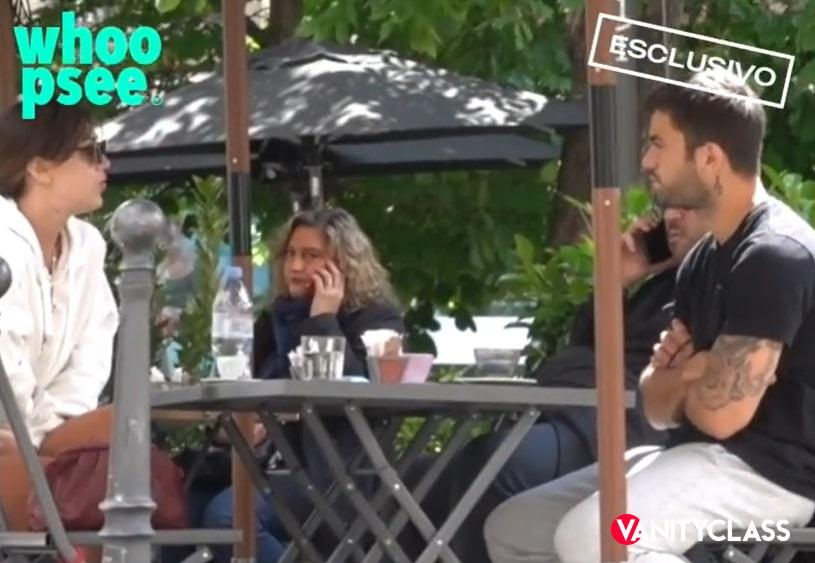 Cecilia Rodriguez e Pierpaolo Pretelli insieme a Milano