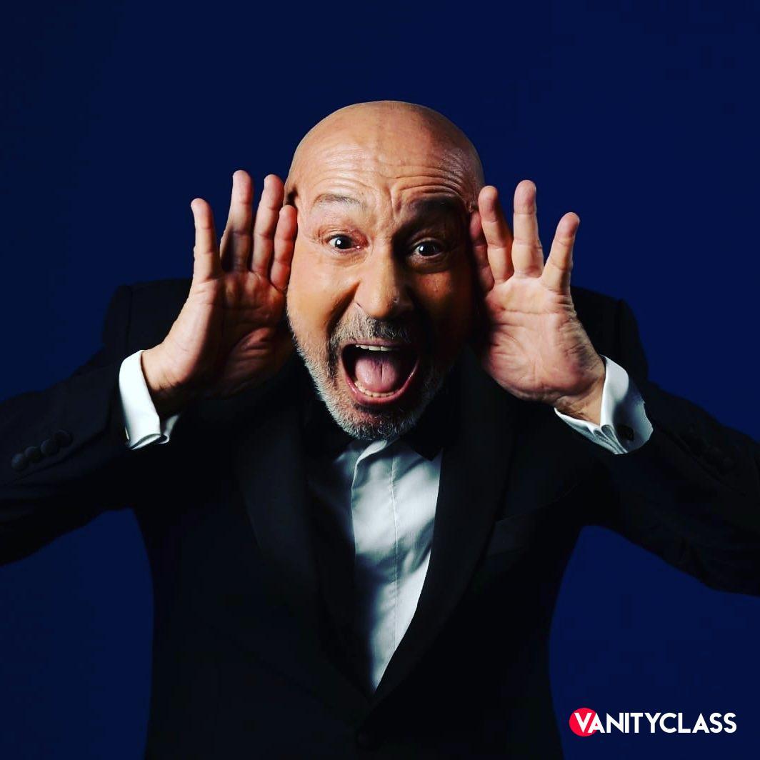 Maurizio Battista debutterà al Teatro Olimpico di Roma