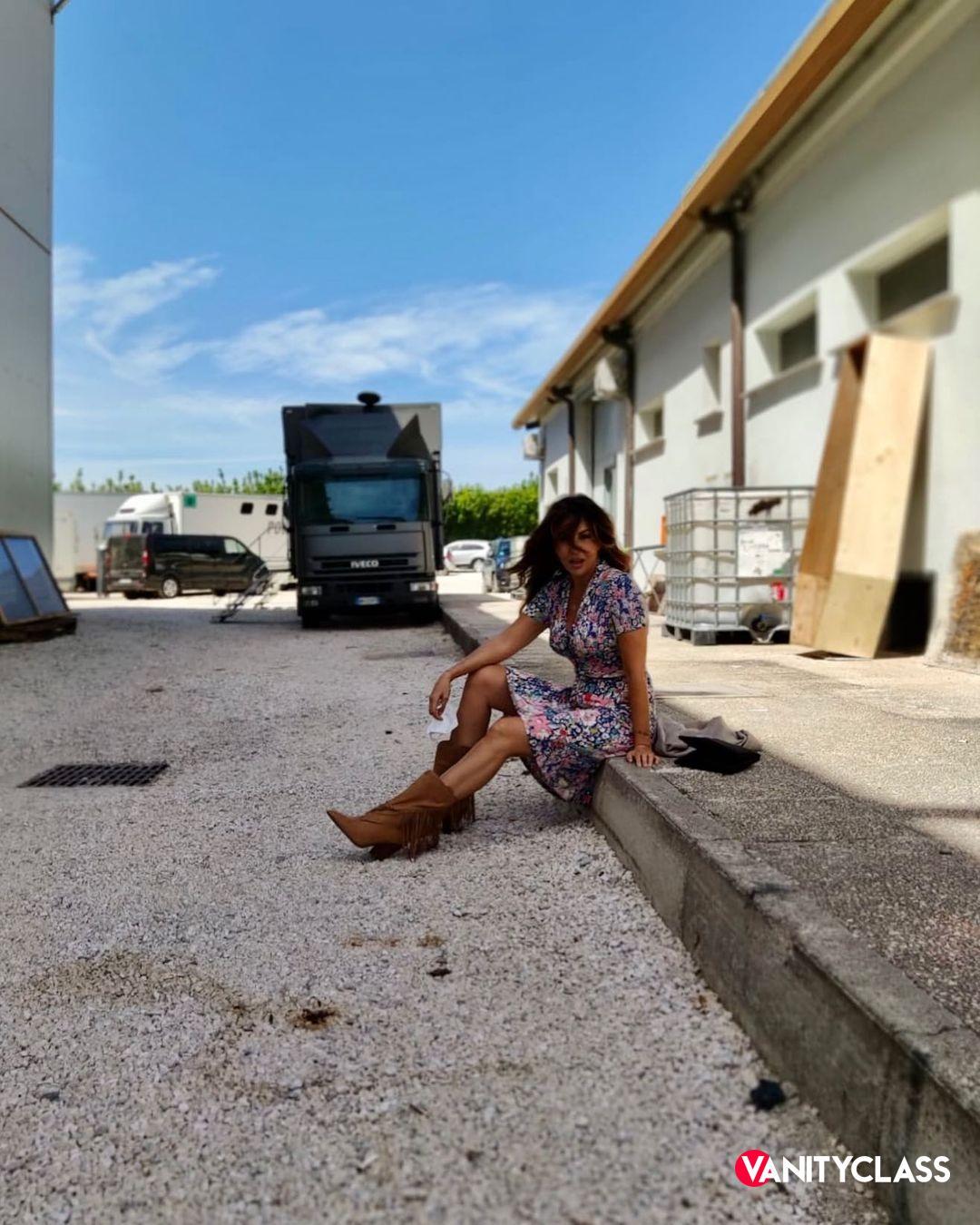 Sabrina Ferilli protagonista del nuovo film di Leonardo Pieraccioni