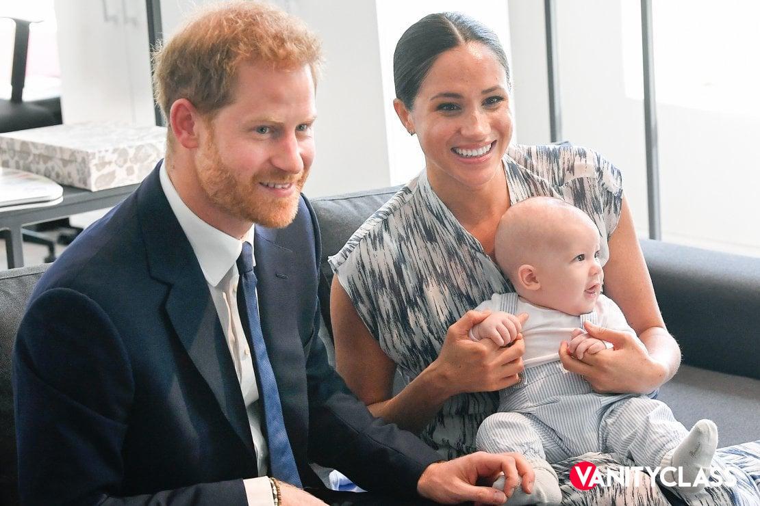 Harry e Meghan, è nata la piccola Lilibet Diana