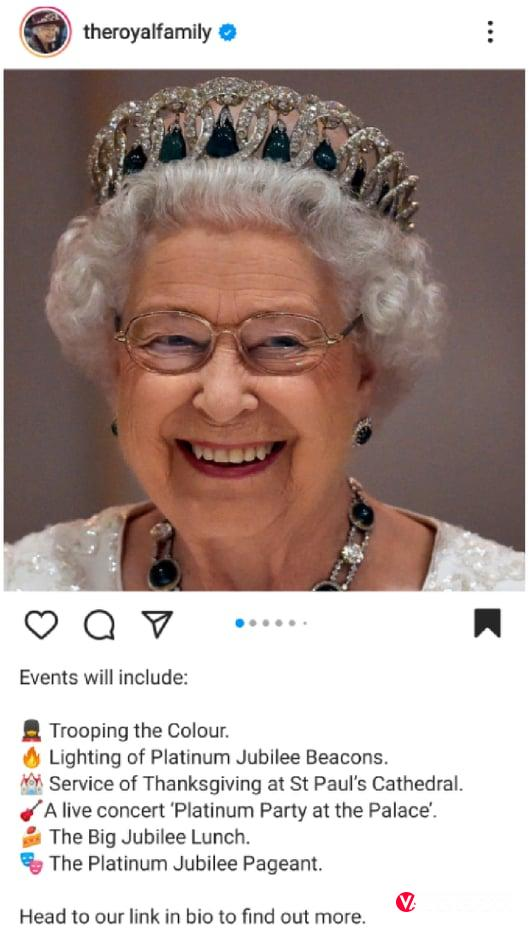 Regina Elisabetta II, 68 anni fa l'incoronazione: dal 3 al 5 il Giubileo di Platino