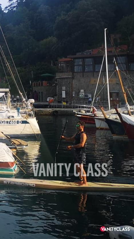 Pier Silvio Berlusconi pizzicato in vacanza a Portofino   Esclusiva
