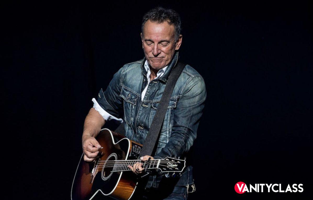 Bruce Springsteen, no ai vaccinati con AstraZeneca!