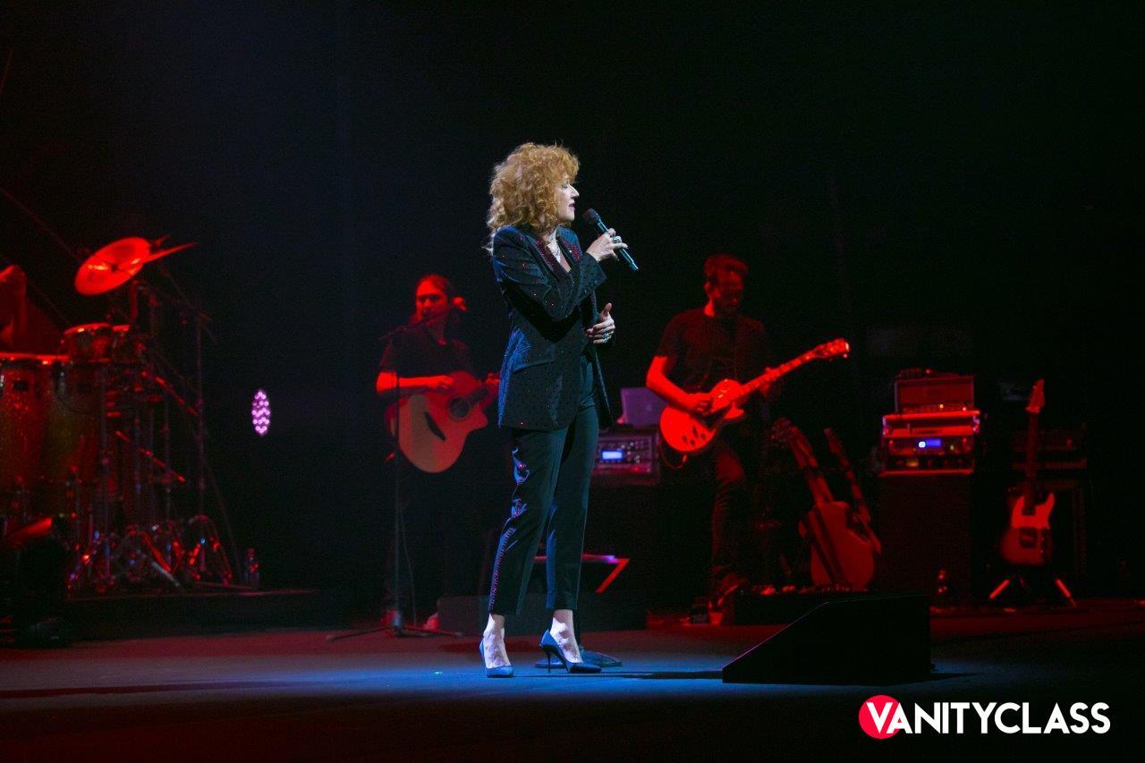 """Fiorella Mannoia: """"Finalmente ci rivedremo. Si torna a fare concerti"""""""