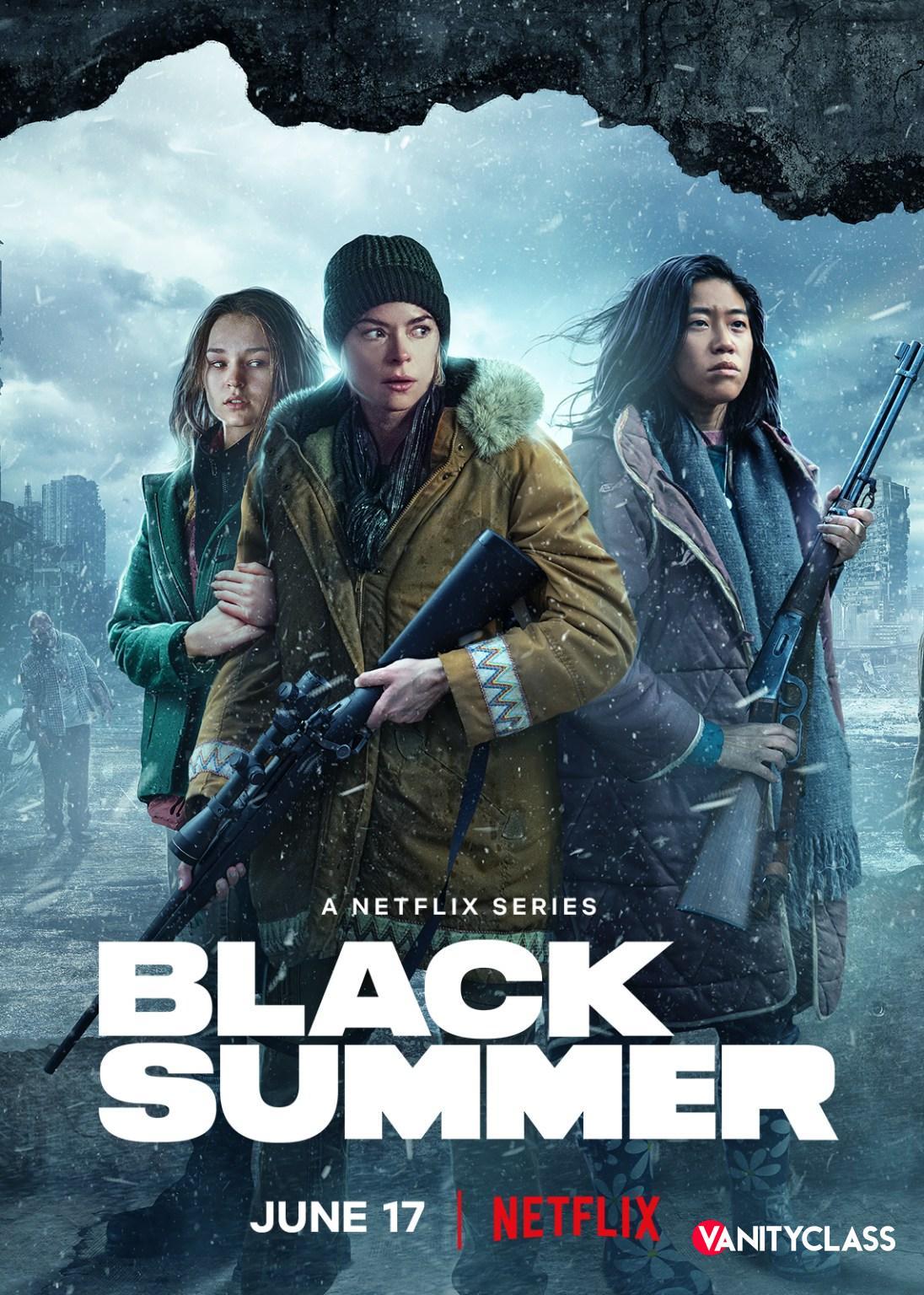 Black Summer, la seconda stagione arriva su Netflix