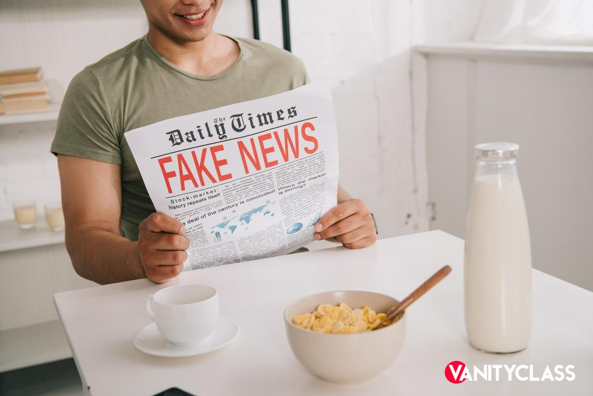 Le 10 fake news alimentari più diffuse