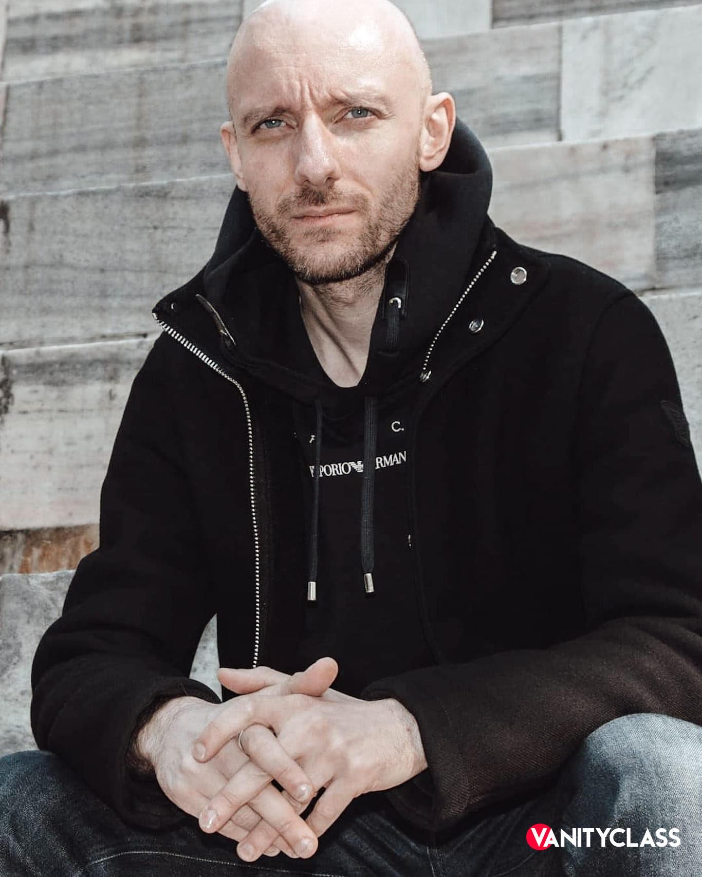 Valentino Odorico, il guru del life style presto su Vanity Class   INTERVISTA