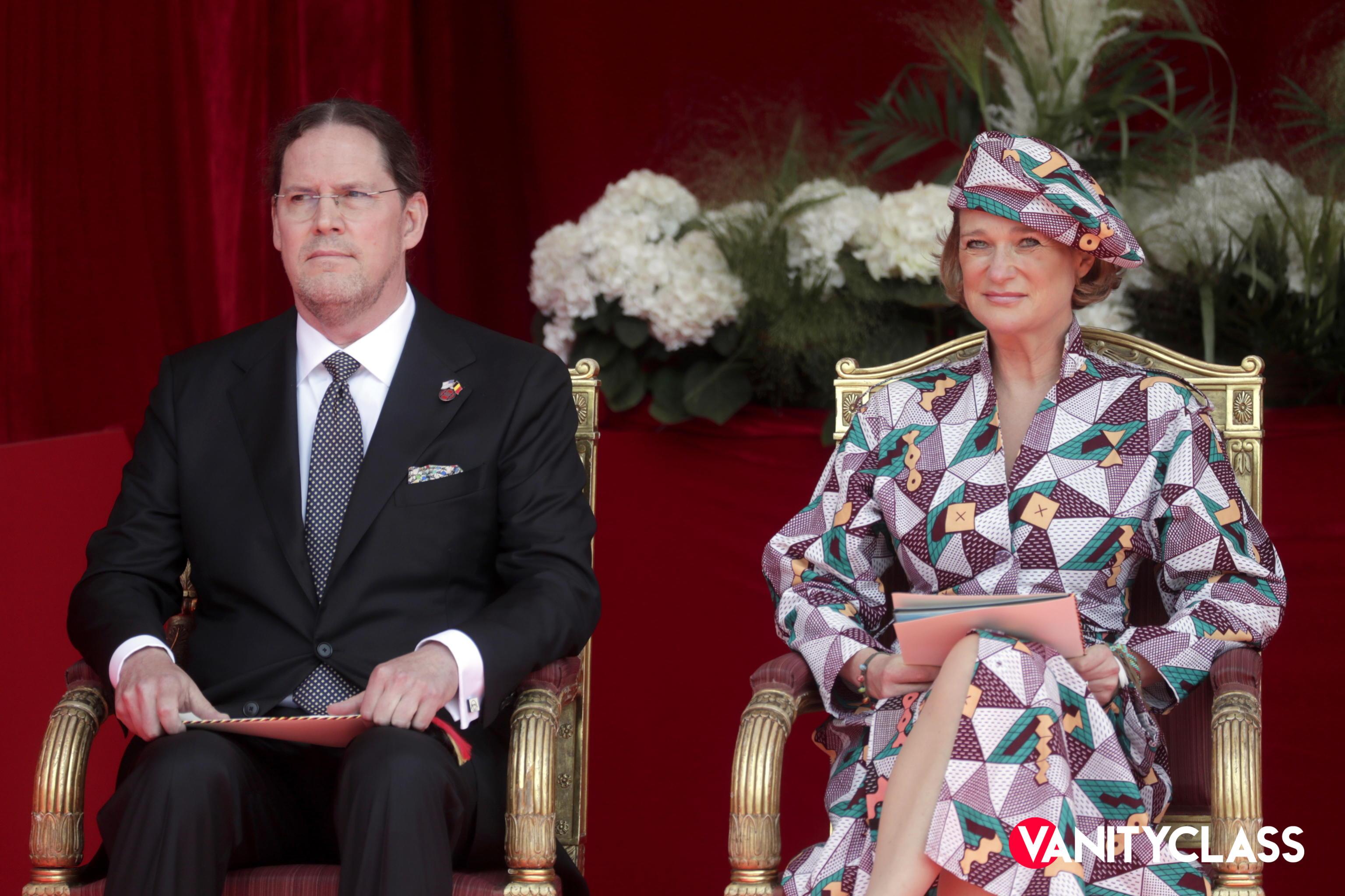 Delphine del Belgio, una principessa in più in famiglia!