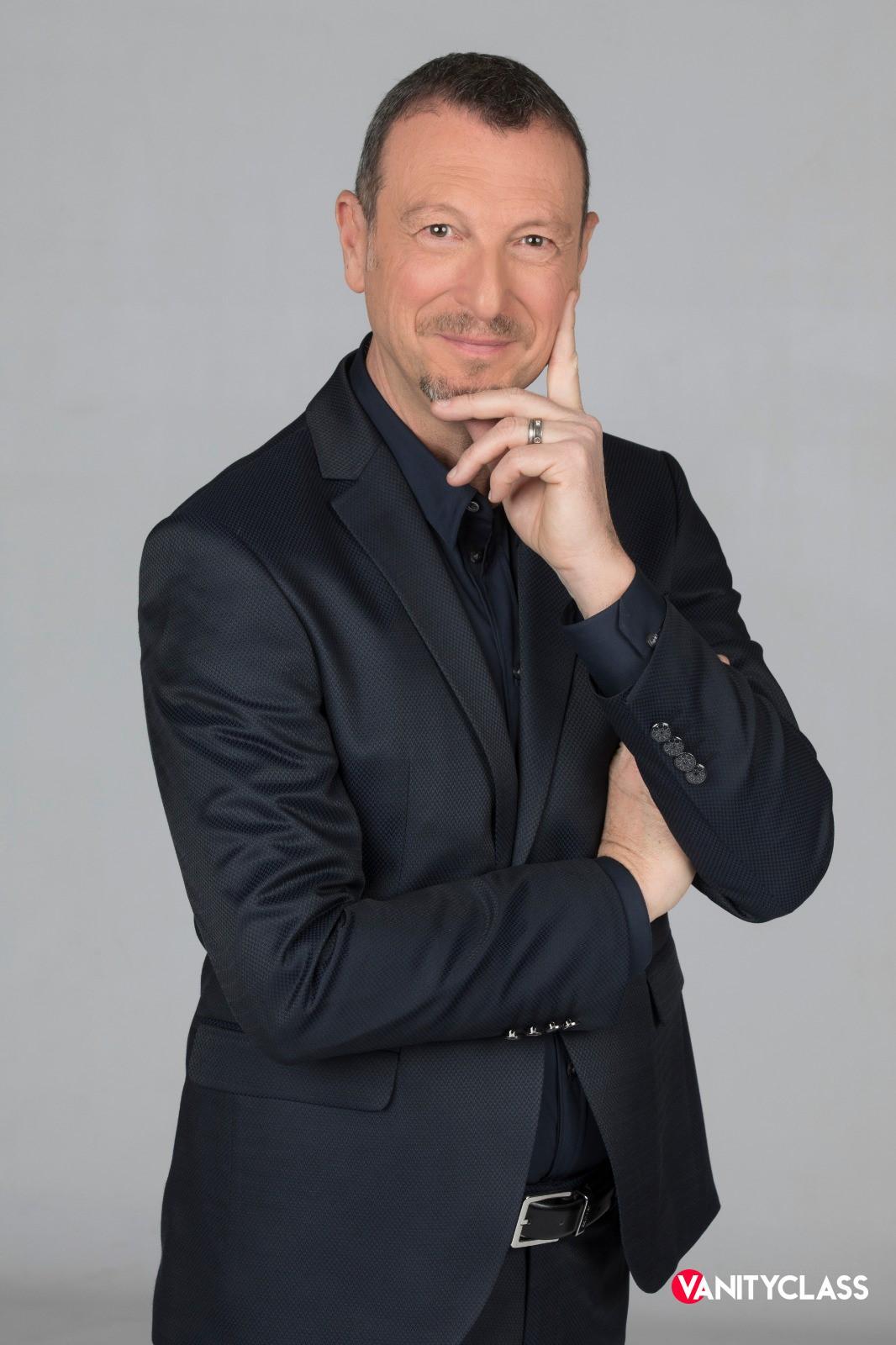 """Amadeus: """"Devo capire se posso essere utile a un terzo Sanremo"""""""