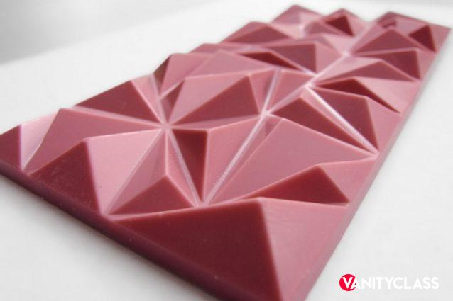 Cioccolato rosa: com'è fatto?