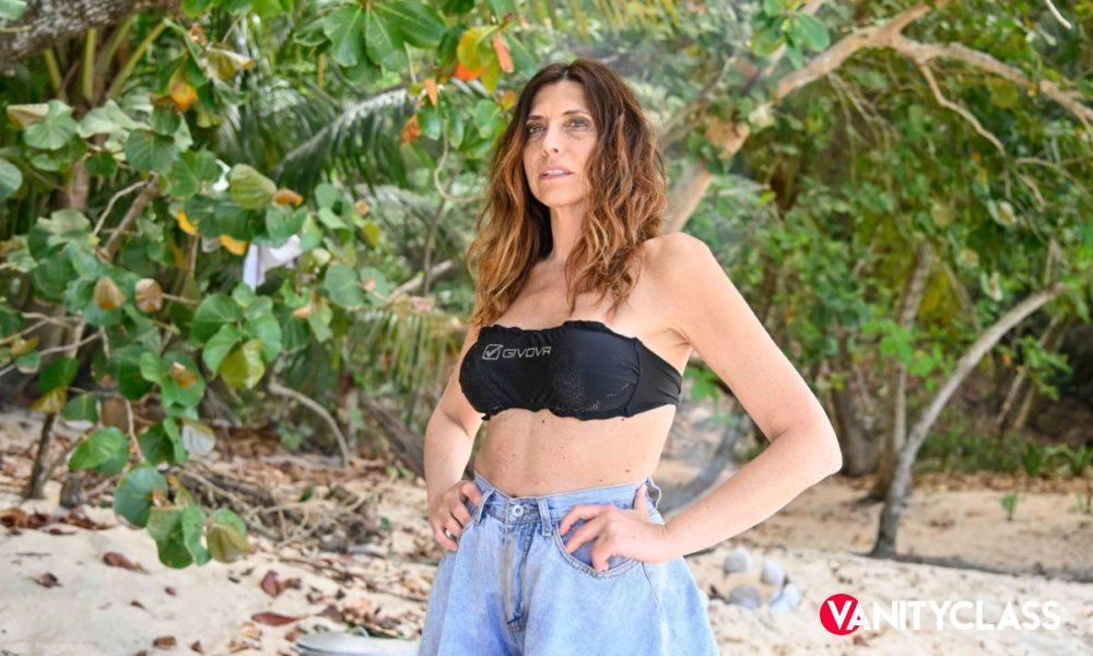 Emanuela Tittocchia svela alcuni retroscena de L'isola dei Famosi!