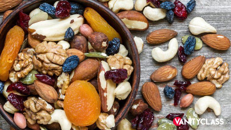 frutta secca quando e quanta mangiarne