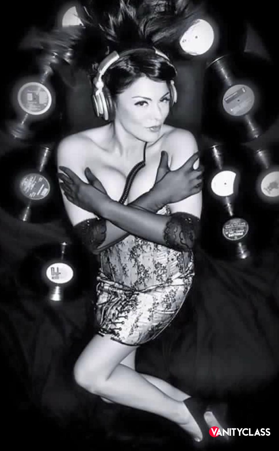 Roberta Torres, alias Madame Betty, apre il Forte Jazz