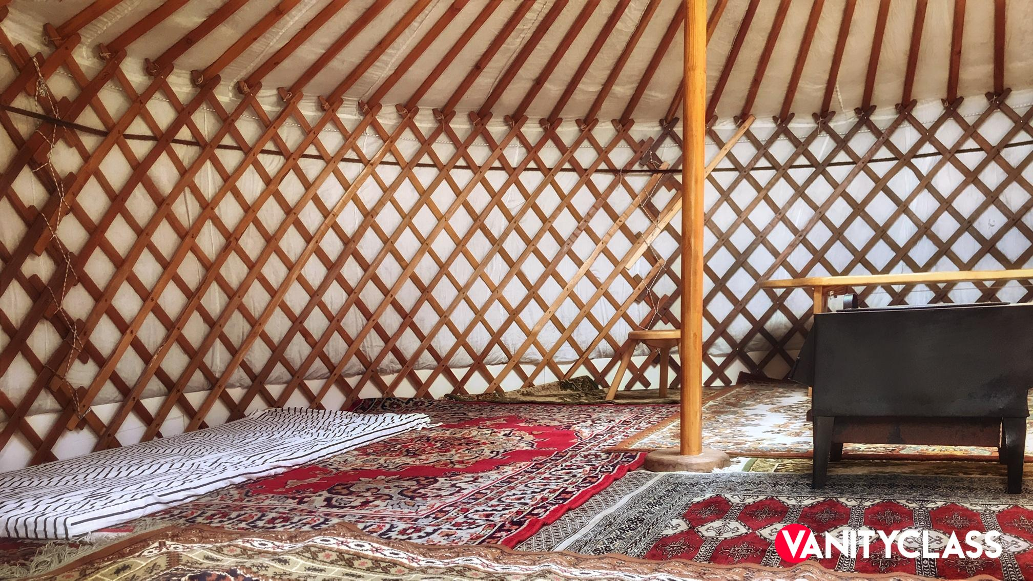 La tenda si fa chic: il fenomeno del glamping