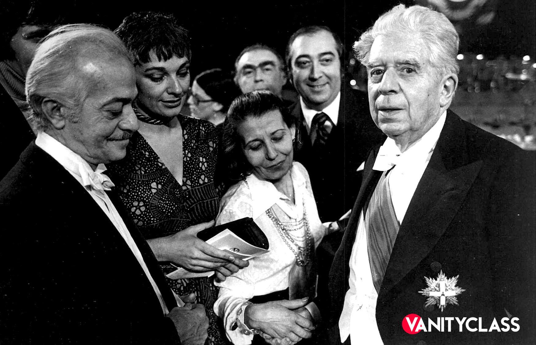 Mario Caraceni, il sarto genio si è spento: moda in lacrime