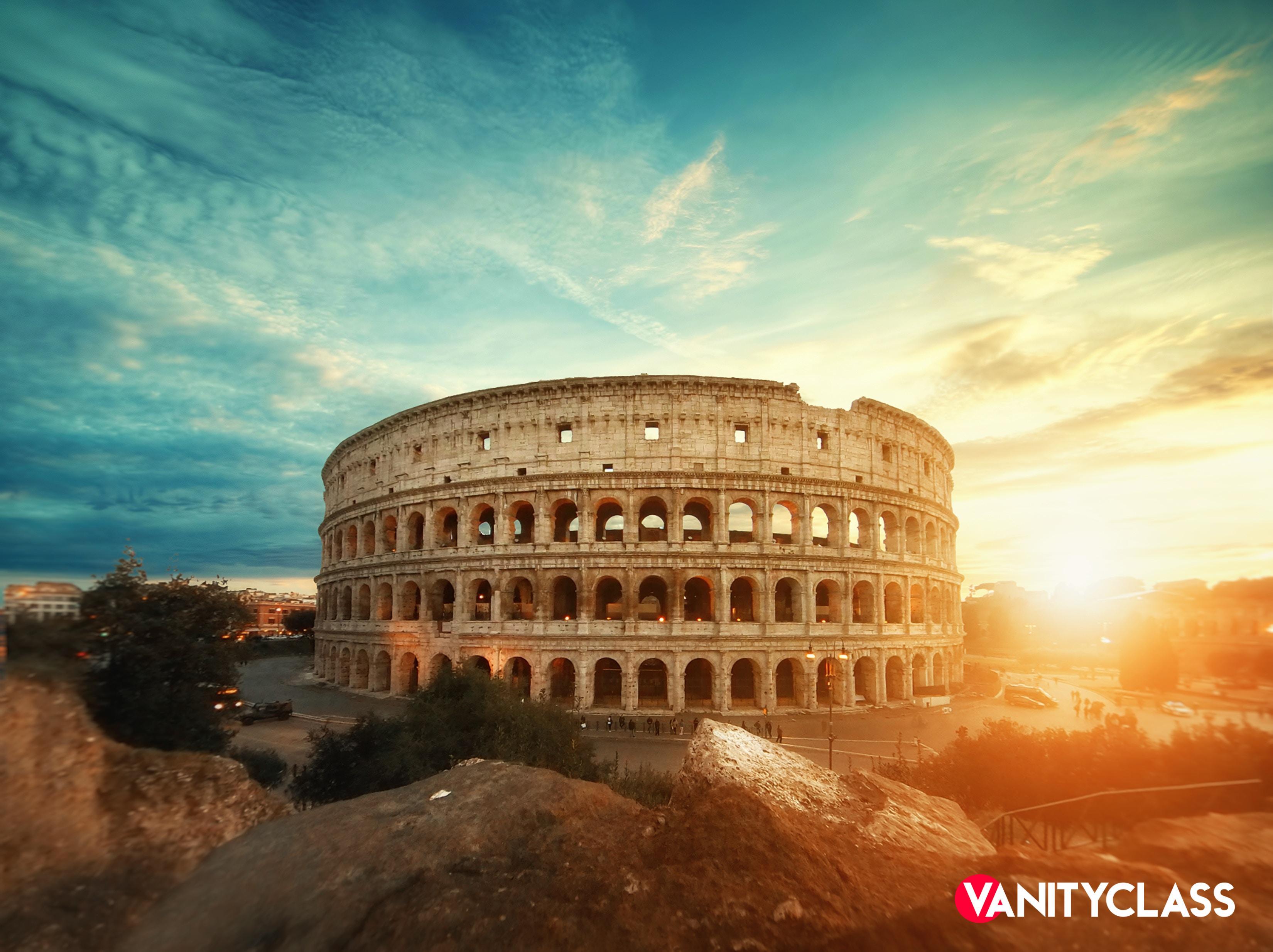 Le Bellezze Di Roma