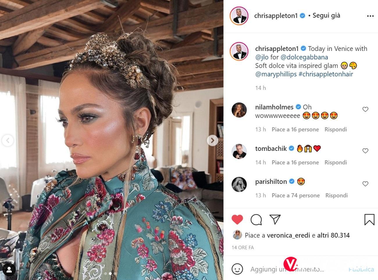 Dolce & Gabbana a Venezia