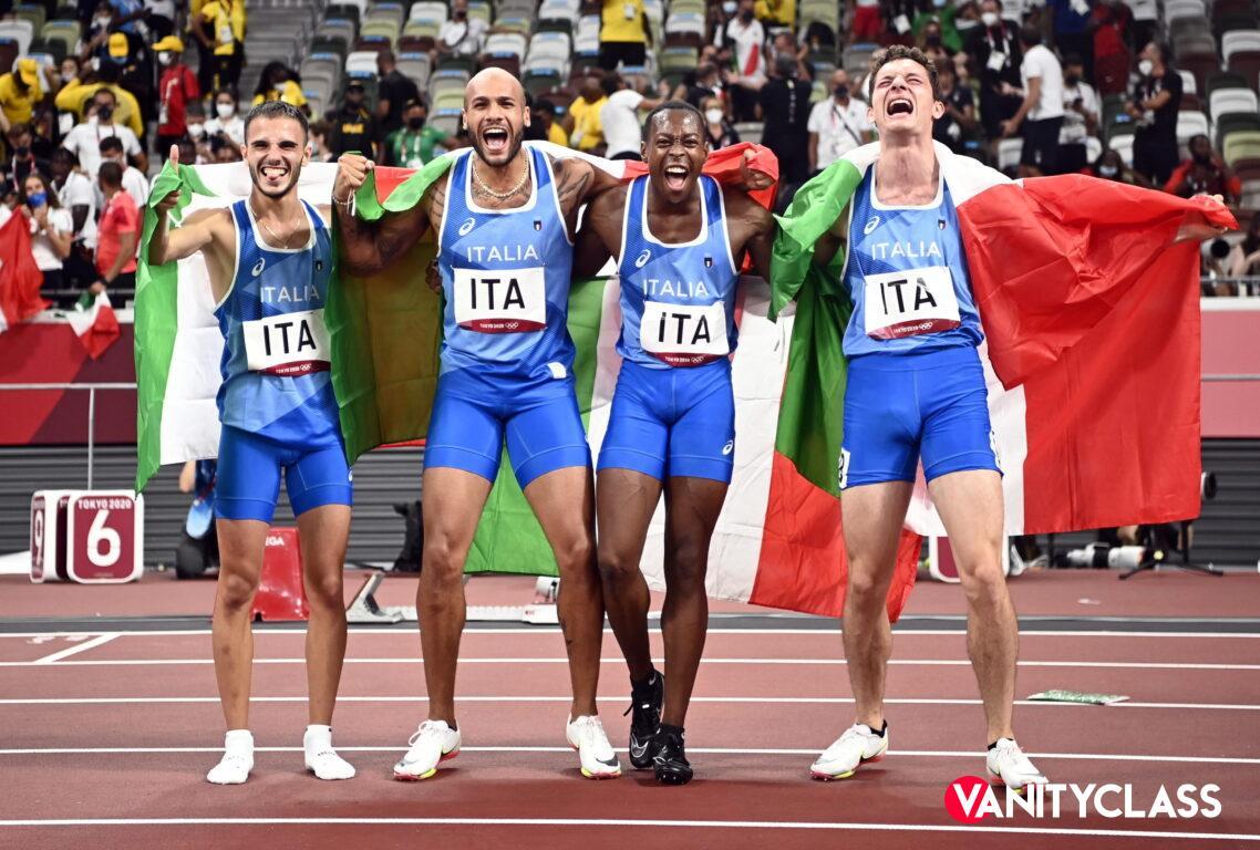 Altre medaglie per l'Italia
