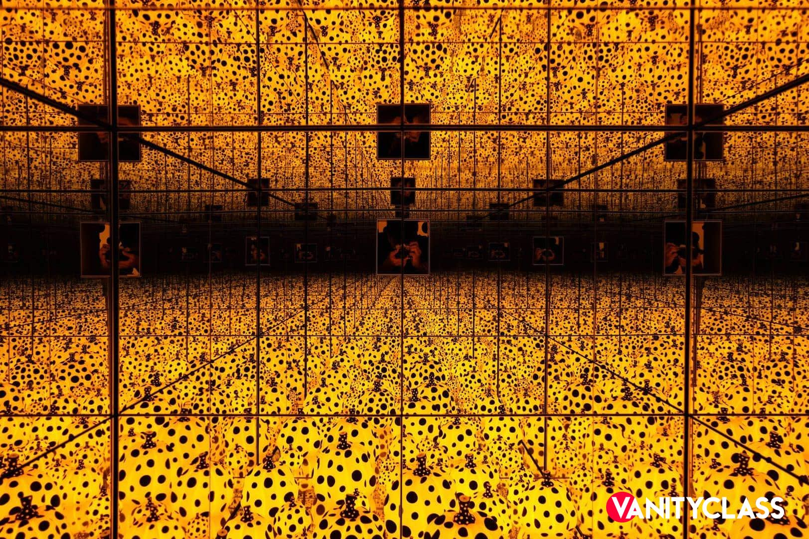 Yayoi Kusama: arte come antidoto