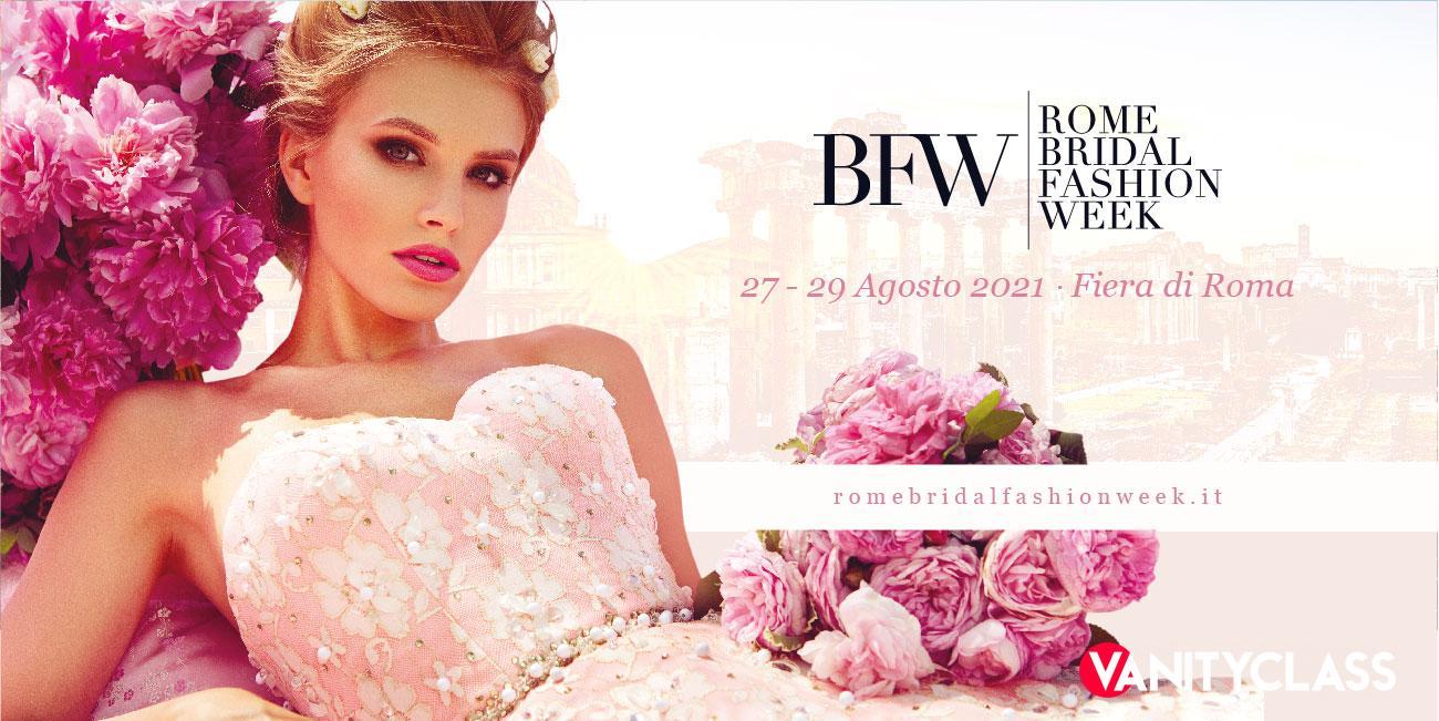 Rome Bridal Fashion Week 2021