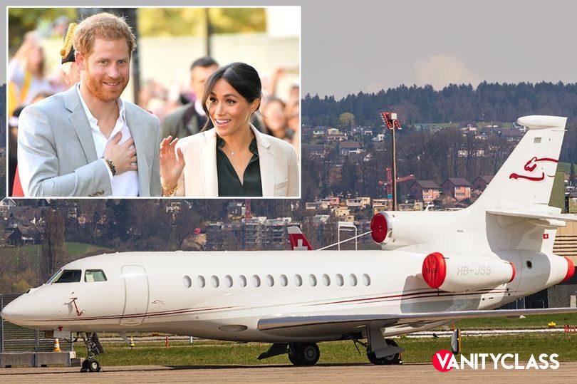 Il Principe Harry e il volo da 45 milioni di sterline