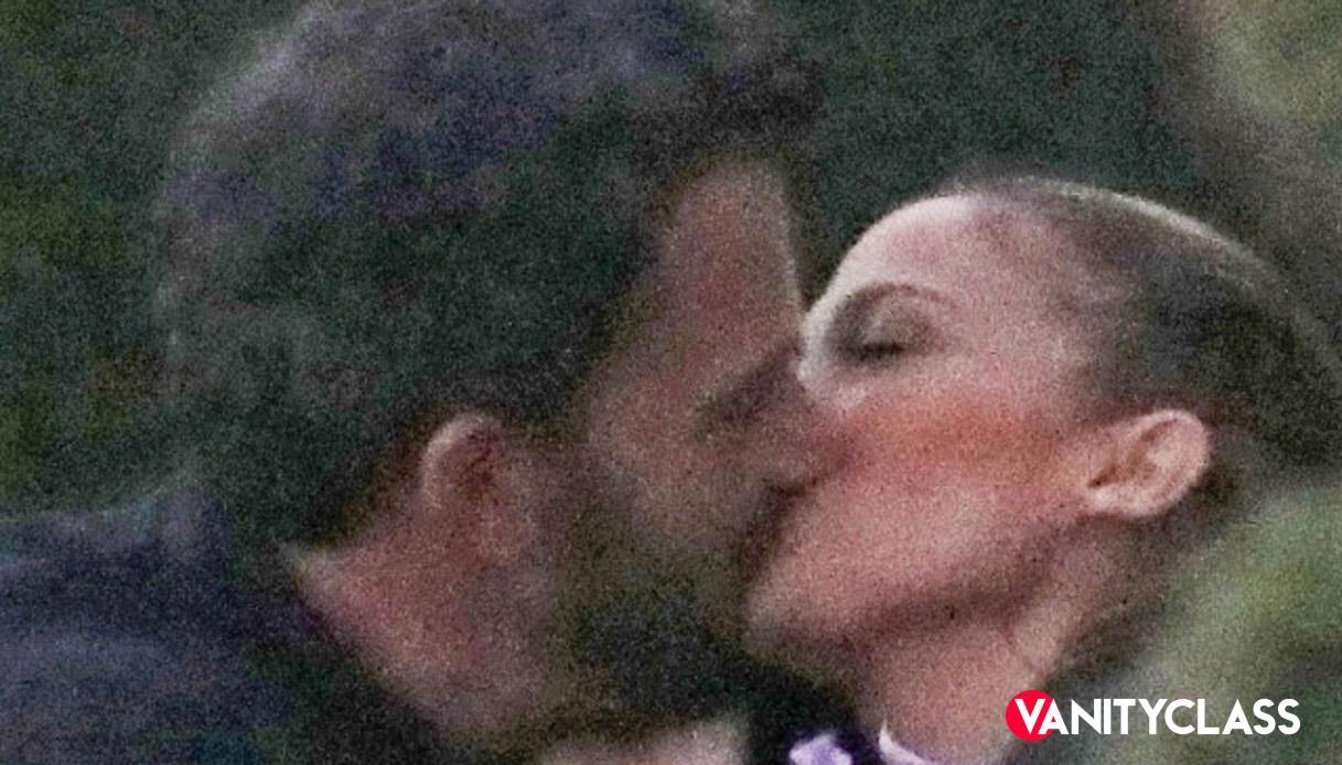 J Lo e Ben Affleck, un amore a cinque stelle!