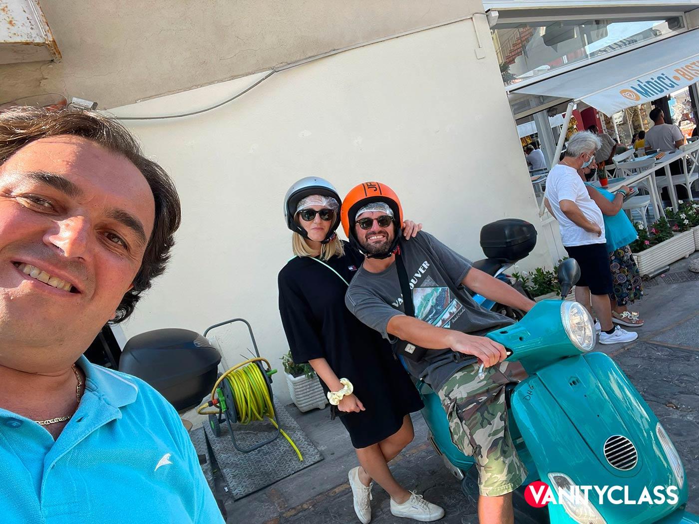 Frank Matano a Capri