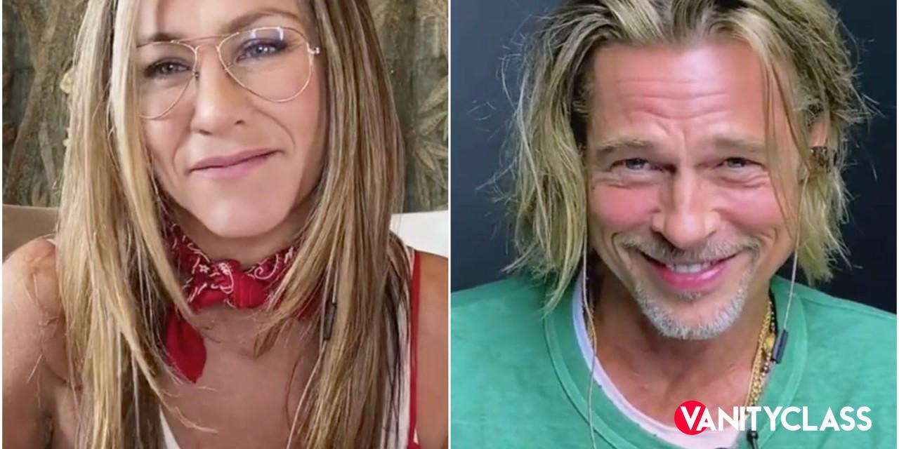 Jennifer Aniston e la dedica a Justin: davvero unico, ti amo!