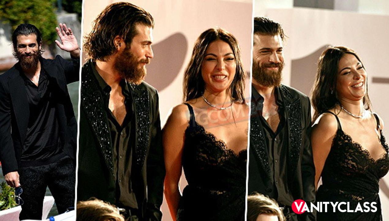 Can Yaman premiato a Venezia: arriva la consacrazione per l'attore turco