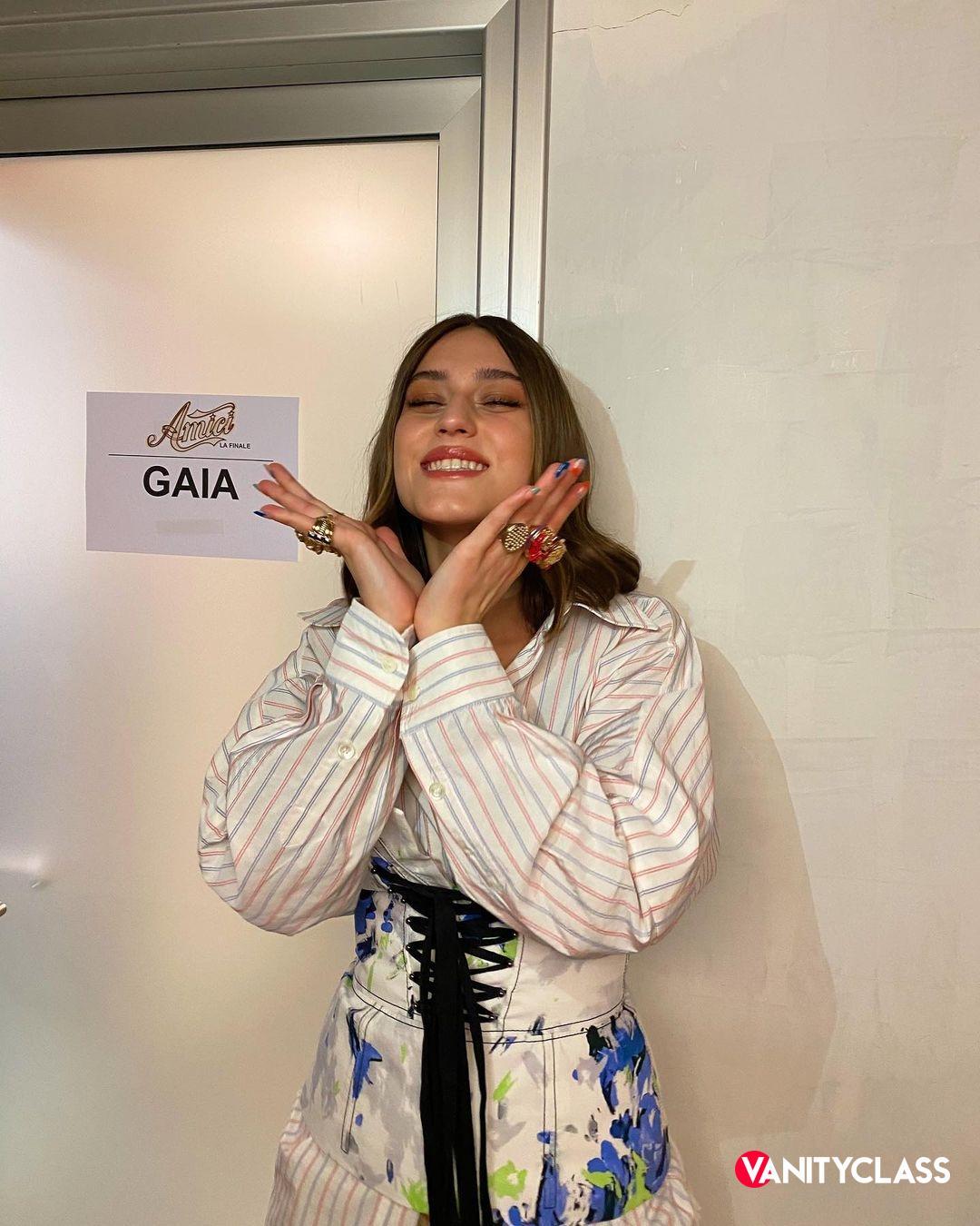 GAIA annuncia sui social l'uscita del suo nuovo album