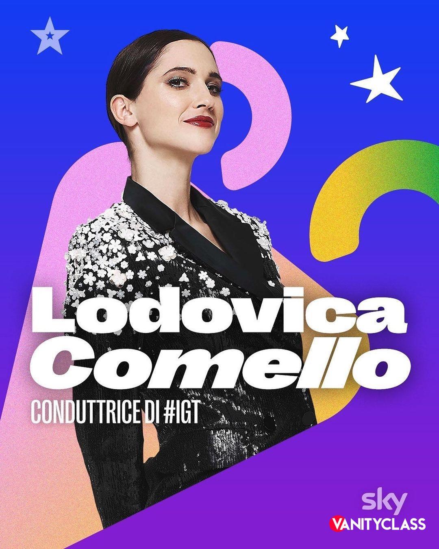 LODOVICA COMELLO CONFERMATA A ITALIA' S GOT TALENT
