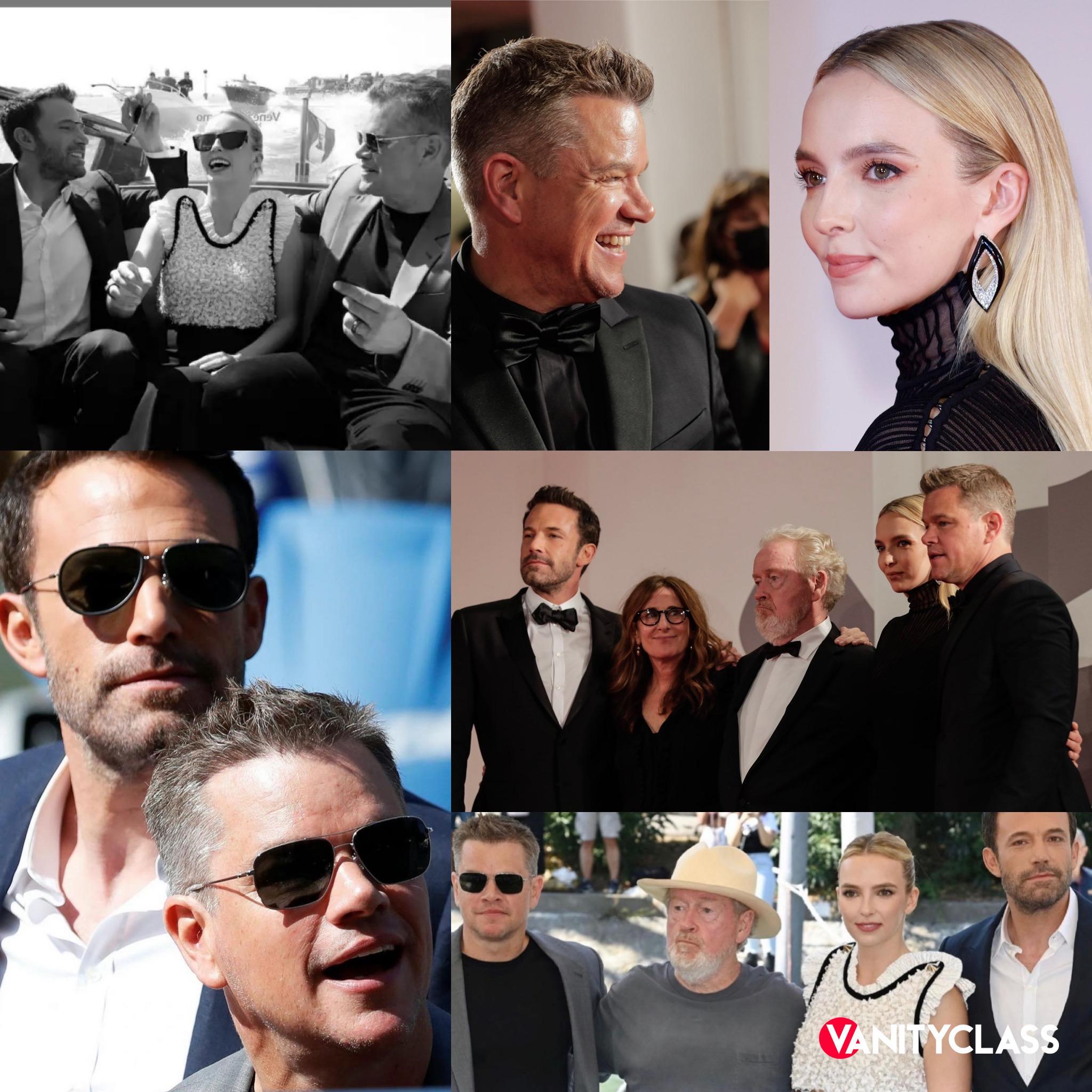 Ben (nifer) Affleck e Matt Damon: bentornati golden guys