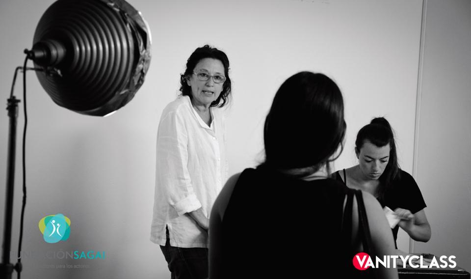 Norma Angeleri, il metodo della maschera neutra, anima e corpo per il cinema