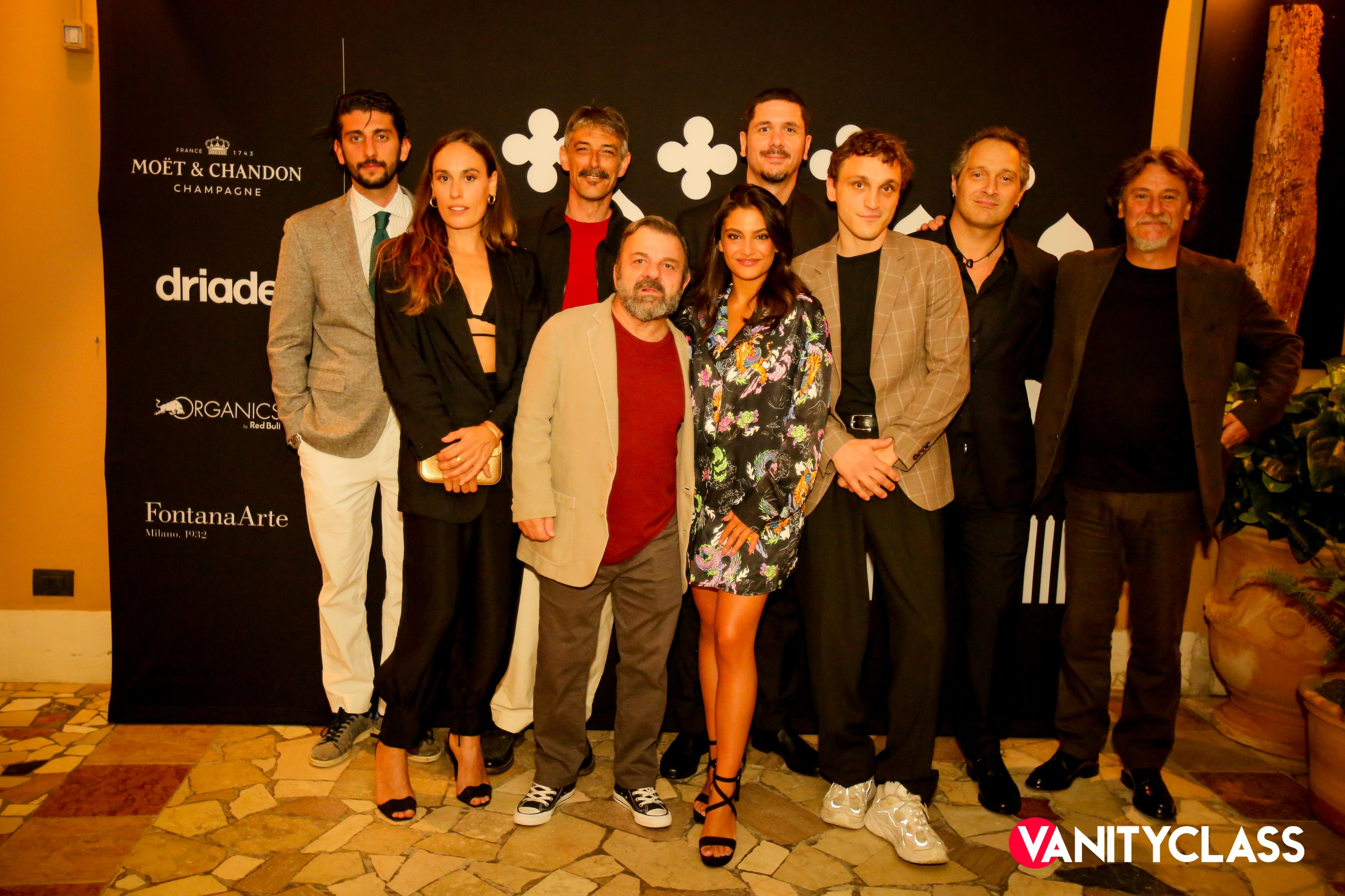 Il Cast di Freaks Out protagonista del gala dinner di Hollywood and Venice
