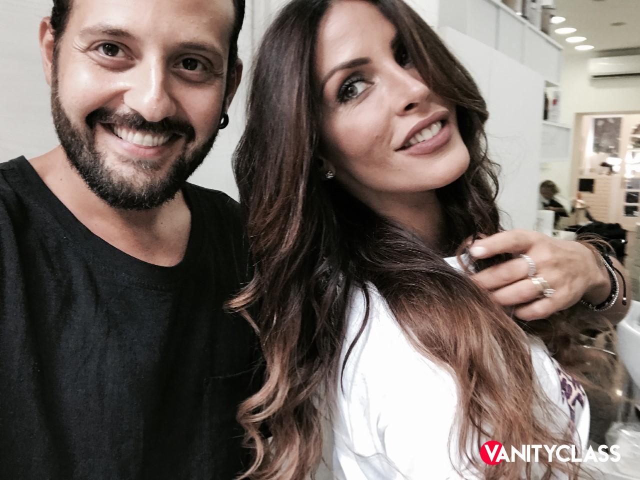 Marco Pisani, l'extensionista commenta i capelli delle principesse al GfVip