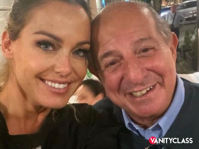 """Giancarlo Magalli: """"La foto con la Bruganelli? Una provocazione!"""""""