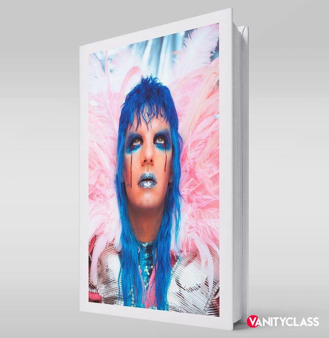 """Achille Lauro: """"Arriva in tutte le librerie e Digital store, il libro fotografico da collezione 'Achille Lauro'"""