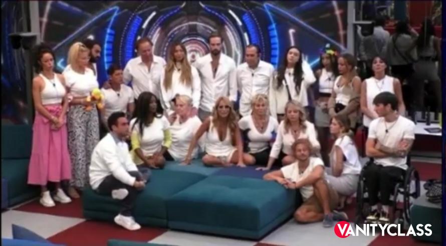 GFVip si veste di bianco