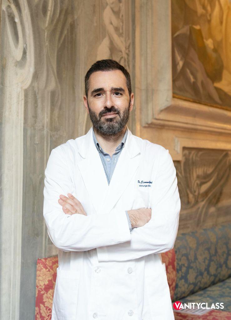 Simone Napoli, buon senso e armonia come basi della chirurgia   Intervista