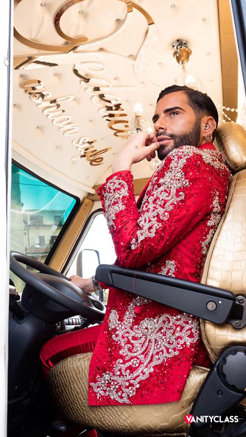 Federico Fashion Style in prima serata con Beauty Bus